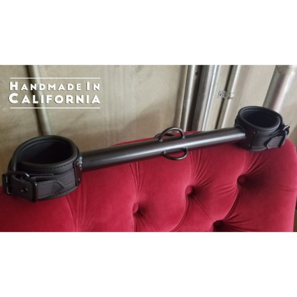 BAL 7350B Big Barrel Spreader Bar 22-inch Black