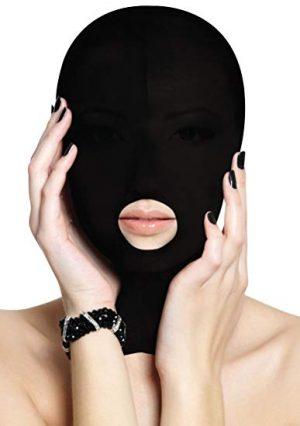 EAS SHOU035 Submission Mask Black