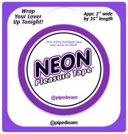 PD2100-12 Neon Tape Purple