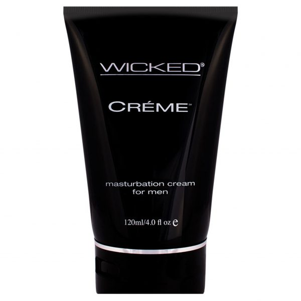 Wicked Creme Masturbation Cream 4oz